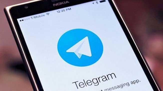 Telegram akun